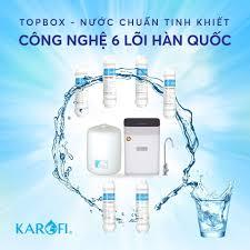 Máy lọc nước Karofi HN - Posts