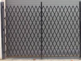 Expandable Security Gates Niles Fence