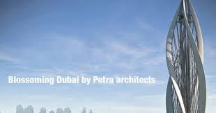 Modern Architecture - Blossoming Dubai - Muddlex