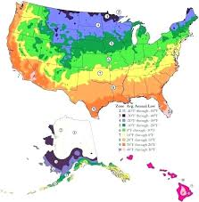 us growing zone map printable map