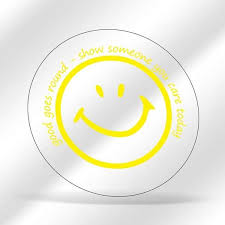 Ultra Removable Vinyl Decal 2 1 2 Circle Customization Options Deluxe Com