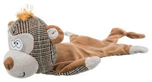 monkey dog toy
