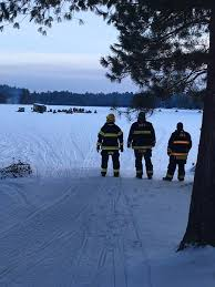 Ice-rescue training coming for firefighters | The Highlander