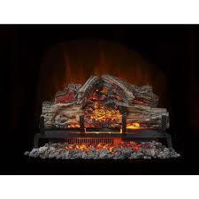 electric fireplace logs fireplace