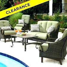 patio table sets on