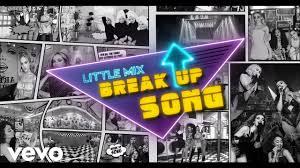 little mix break up song video