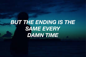 images about aesthetic sad quotes on we heart it see more