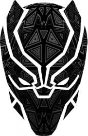 Custom Black Panther Decals And Stickers Any Size Color
