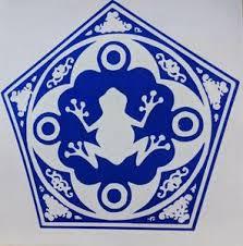 Harry Potter Inspired Chocolate Frog Card Vinyl Decal For Car Yeti E Ftw Custom Vinyl