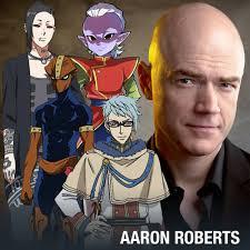 Aaron Roberts Bio — Fayetteville AR Comic Show