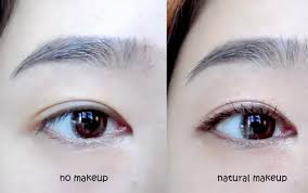 cara memakai riasan mata ala korea