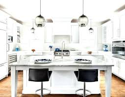 lights above kitchen island spacing