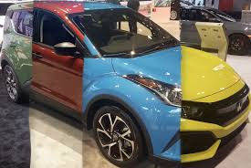 hues at the 2019 chicago auto show