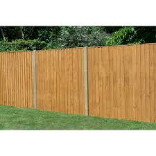 Forest 6 X 5 Featheredge Fence Panel 1 83m X 1 54m Buy Sheds Direct