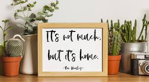 printable ron weasley quote wall art it s not much but