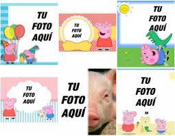 Efectos Con Fotos De Peppa Pig Fotoefectos