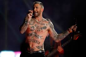 Adam Levine's Nipples at Super Bowl Prompt Complaints to FCC ...