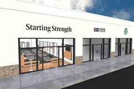 100 starting strength gyms in 5 years