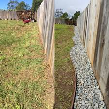 Petscaping No More Digging Under The Fence Small Backyard Landscaping Backyard Fences Backyard Landscaping Designs