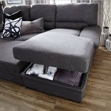 tessaro pop up sofa bed charcoal in