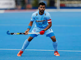 Hockey-India captain Manpreet Singh among five to test Covid-19 positive in  camp - The Economic Times