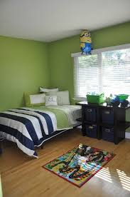 Pin By Ashley Depp On From The Blog Green Boys Room Boy Room Paint Boys Bedroom Green