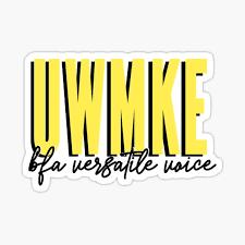 Uwm Stickers Redbubble