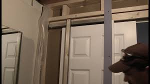 how to install a pocket door you