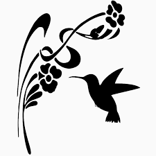 2020 15 13 5cm Fashion Personality Creativity Classic Attractive Hummingbird Flowers Die Cut Vinyl Window Decal Sticker From Xymy777 1 69 Dhgate Com