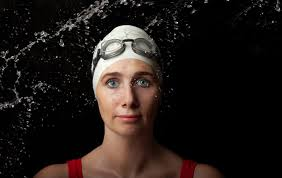 "Photographer, Hilary Hughes"" Triathlete Swimmer Portrait "" - Naas  Photography Group"