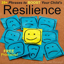how to boost your child s resilience one time through