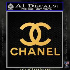 Chanel Full Decal Sticker A1 Decals