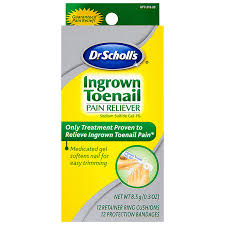 ingrown toenail treatment pain relief