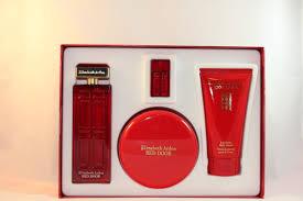 elizabeth arden red door 100ml gift set