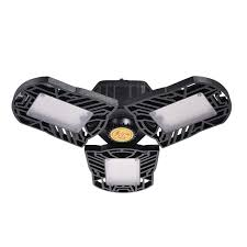 60w led garage light motion activated