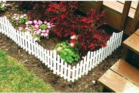 fence small garden fencing panels