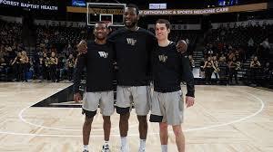 Anthony Bilas - Men's Basketball - Wake Forest University Athletics