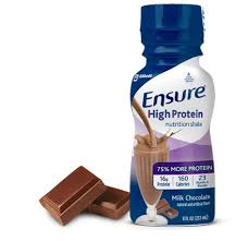 ensure high protein milk chocolate