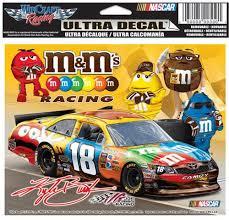 Kyle Busch 18 Car Ultra Decal