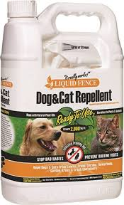 Liquid Fence Ready To Use Dog Cat Repellent 1 Gal Countrymax
