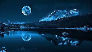 full moon moon night wallpapers hd
