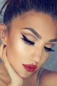 best winter makeup looks for the