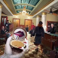 The Grand International Hotel, Jeff Lee Johnson, digital, 2018 : Art