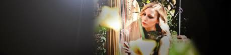 book a harpist for your wedding or event