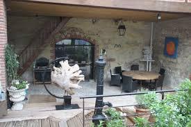 troglodyte lodging of the wild loire