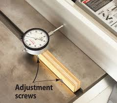 Align Your Tablesaw Fence For Bind Free Cuts Wood Magazine