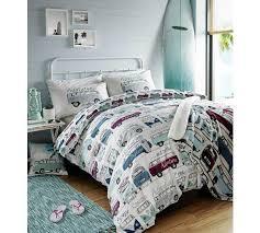 vw surfs up bedding set single at