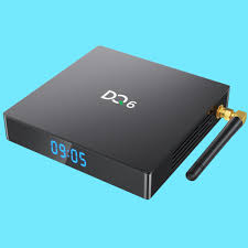 Stocks for 2020 Newest Android 10.0 Set-Top Box Dq6 Box Android TV Box IPTV  H. 265 Hevc - China IPTV Box, IPTV Receiver