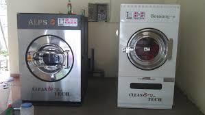 Máy giặt công nghiệp ở Lào Cai