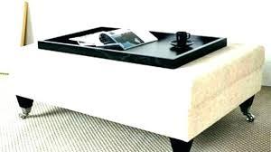 mirrored ottoman tray balancewheel co